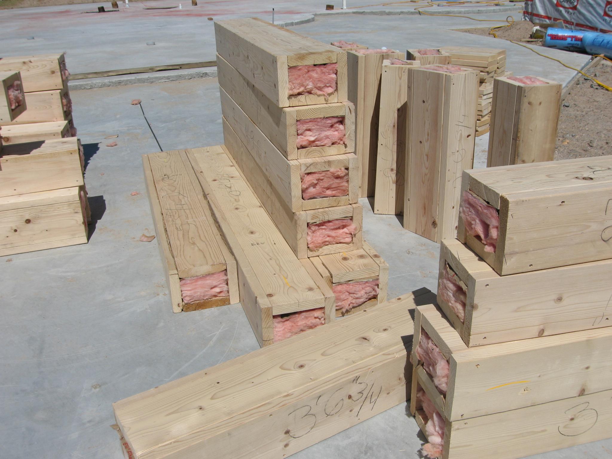 2x6 Wall Framing Construction : Gallery